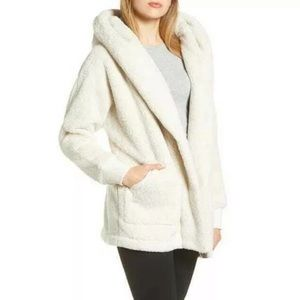 ❄️ NEW The North Face Campshire Coat Wrap Sherpa